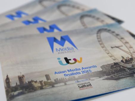 Asian Media Awards 2015 Finalist Announcement