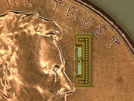 Ant-sized radio runs on radio waves
