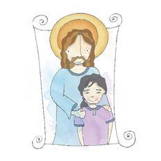 Ilustración Jesús
