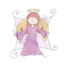 Ilustración Angelita