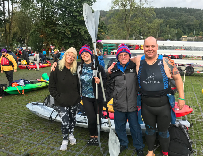 Vidösternsimmet and Windermere – A tale of 2 swims