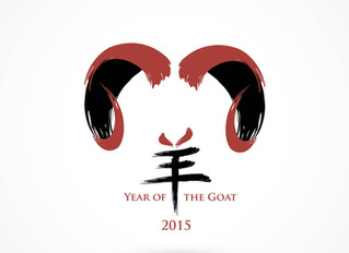 Welcome to the Year of the Goat