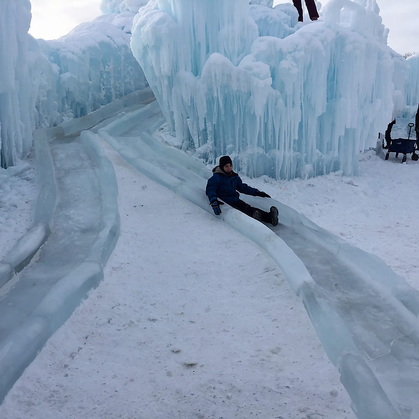 Seniors Trips and Tours - (Sold Out) Edmonton Ice Castles