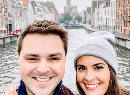 We're not in Kansas Anymore: The Weirdest Encounters I've had since Moving to Belgium