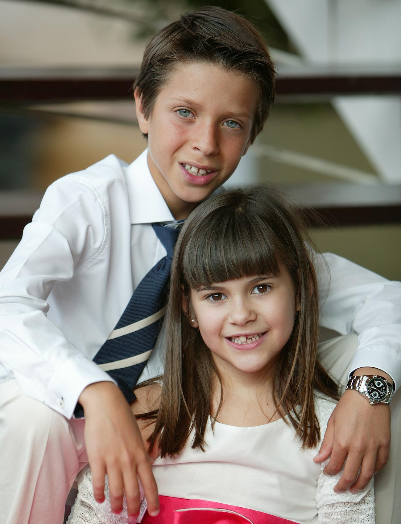 Javier y Carla
