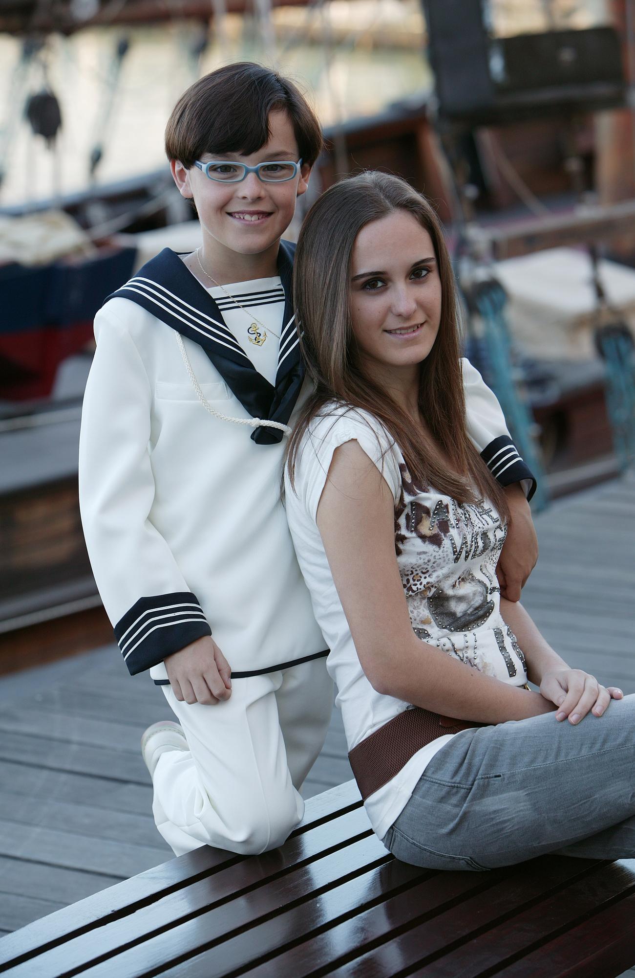 Daniel y Marina