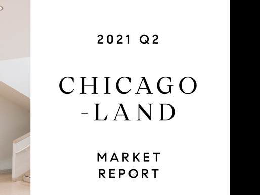 Interested in How Chicago Real Estate Did in Q2 2021?