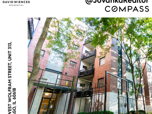 Just Leased 2 Condos at Wolfram Towers on the Edge of Bucktown and Logan Square!!