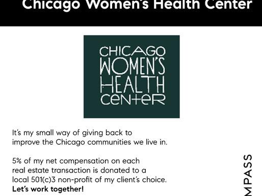 Thank you Jayne for choosing Chicago Women's Health Center!