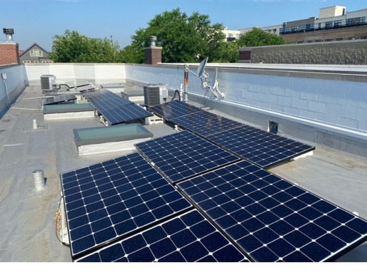Solar Panels are the Icing on This Fantastic Environmentally Conscious Lincoln Park Home For Sale!