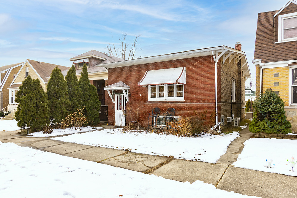 Brick Single Family Home For Sale