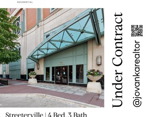 Luxury Condo Under Contract in Streeterville Chicago