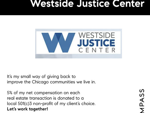 Thank you Kimberley & Andre for choosing Westside Justice Center!