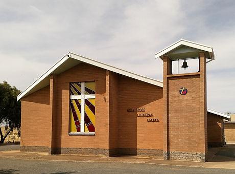 Holy Cross church building
