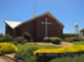 St John's church building