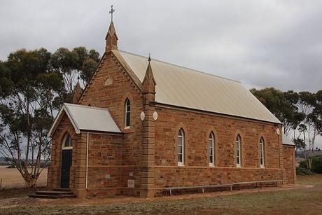 Neales Flat church building