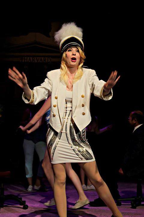 Elle in Legally Blonde