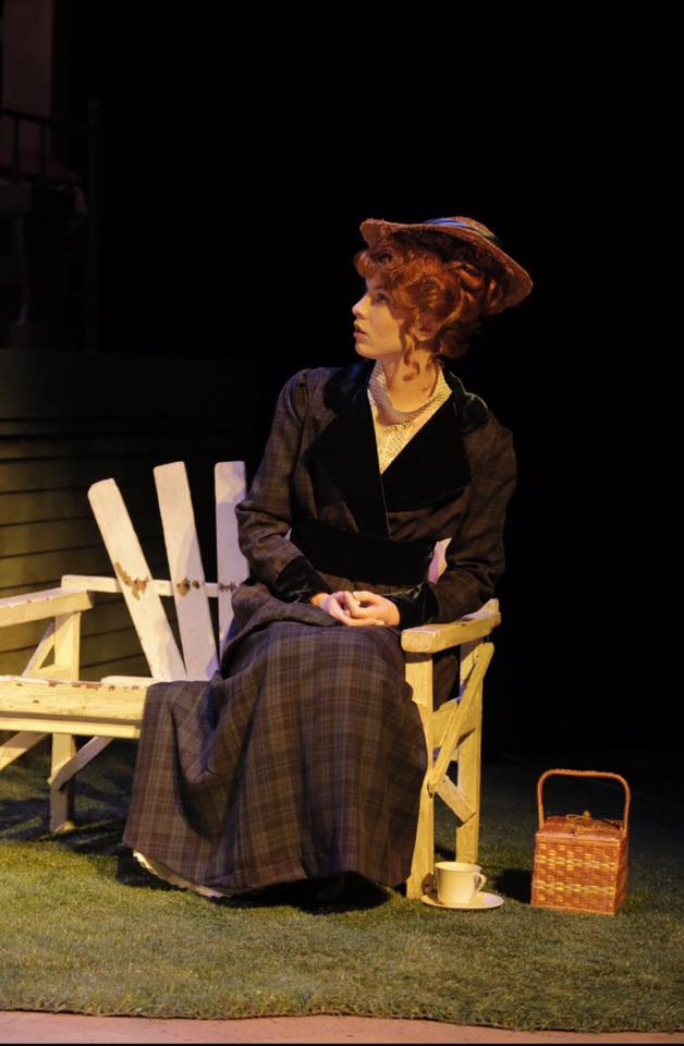 Laura James in Look Homeward Angel