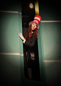The Cat in Seussical the Musical