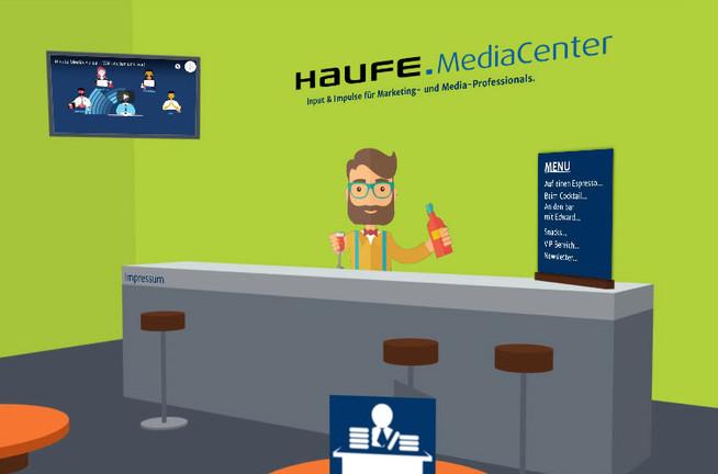 Haufe Media Center