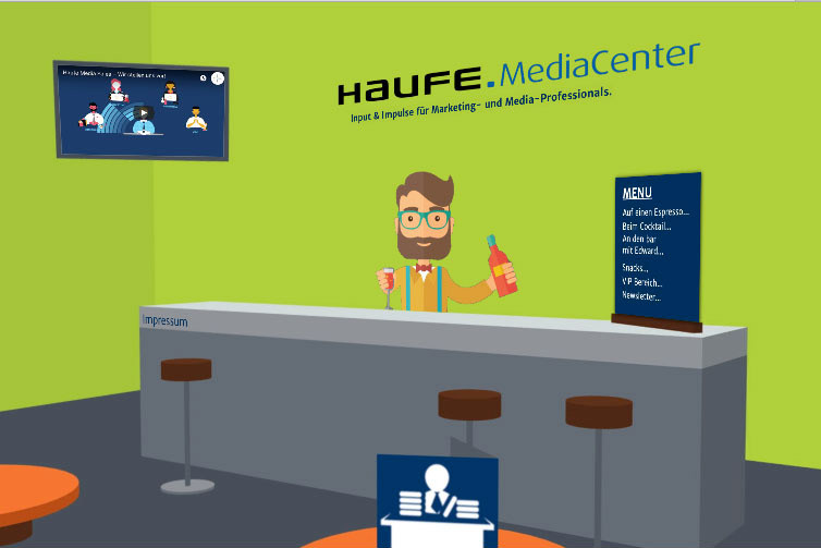 Haufe Media Center