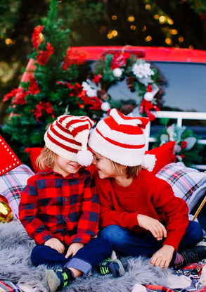 Vintage Truck Christmas