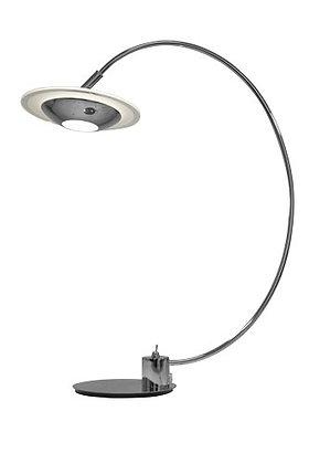 SKIM - LAMPE BUREAU LED - 1 MODULE 4W - 3000K - METAL CHROME