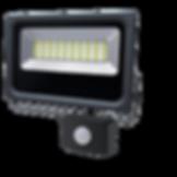 Projecteur LED Spin 10W avec détecteur