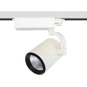 Projecteur sur rail Track e.LED