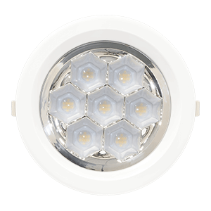 Downlight Open 24 V²