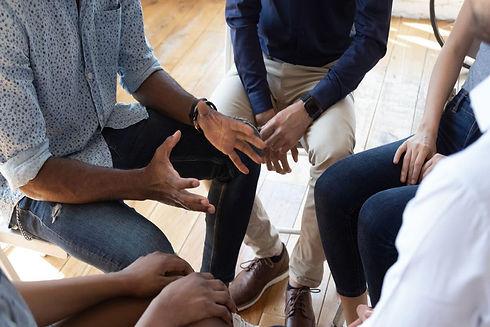 bigstock-African-Man-Counselor-Speak-At-
