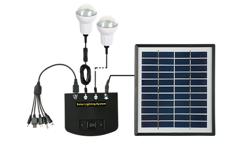 Solar 2 Bulb SHS