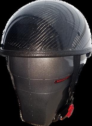 Carbon Fiber Composite Motorcycle Helmet