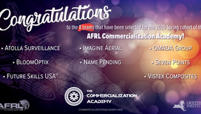 AFRL Commercialization Academy Spring 2020 Cohort Announced