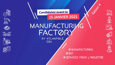 📣 Lancement de la Manufacturing Factory 2021!