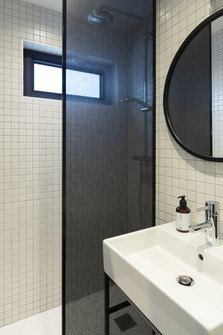 coal bathroom long