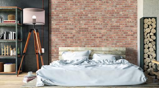 Wand- und Möbelgestaltung