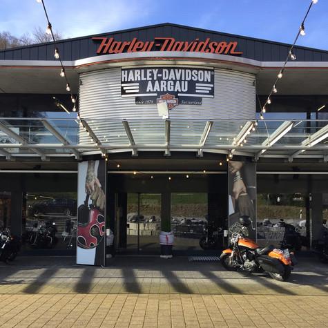 Projekt Harley Davidson
