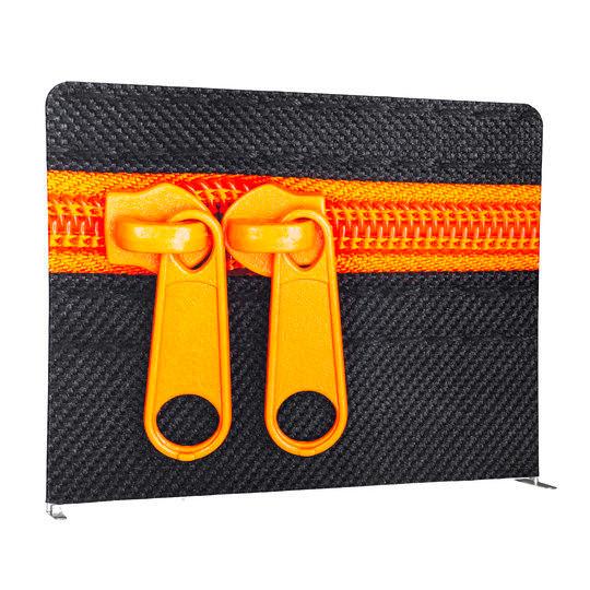Zipper-Wall