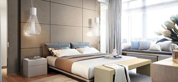 Schänke und Betten