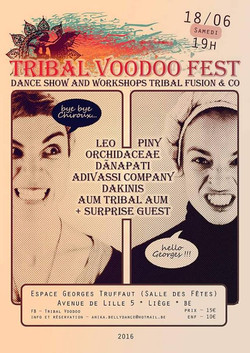voodoo tribal fest