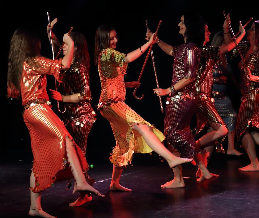 Danse orientale Saidi bellydance belgique cours de danse