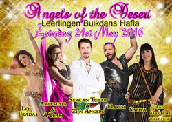 Angels of the Desert - Show