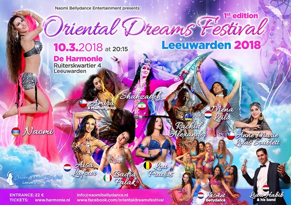 Oriental Dreams in Holland