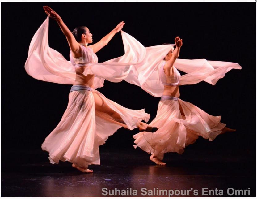 Suhaila salimpour show