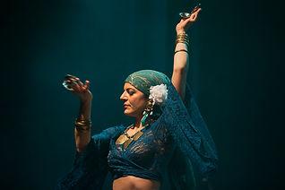 Tonyia danse ATS ghawasee gypsy