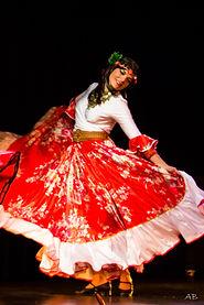 tonyia Ruska Roma danse tsigane russe