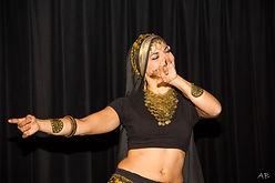 Tonyia danse egyptienne ghawasee