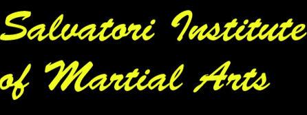 logo salvatori institute of martial arts