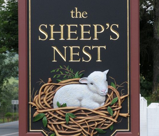 the sheep's nest hobart ny